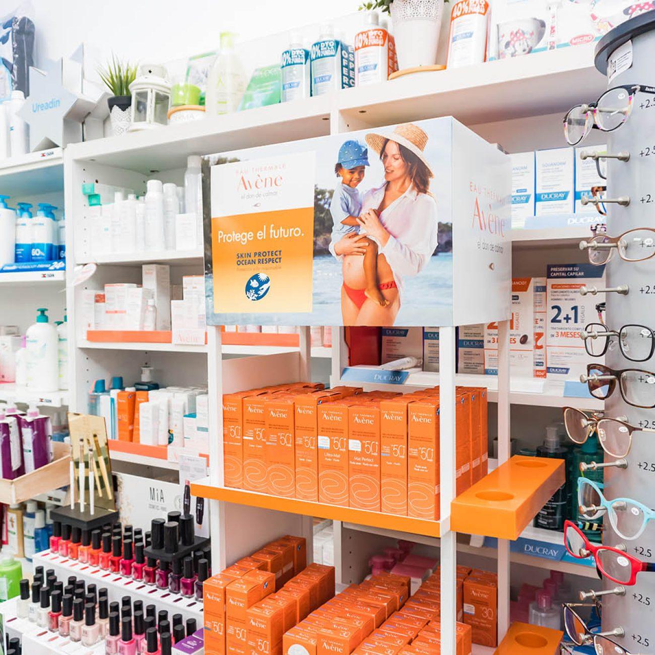 Farmacia Amaya Blanco Arce