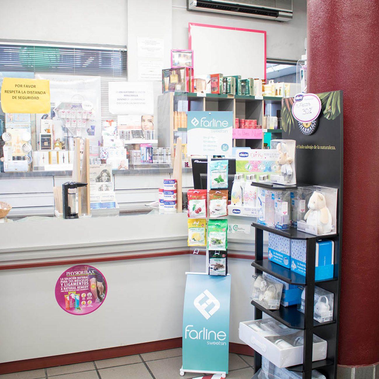 Farmacia Olatz Vergniory en Deusto