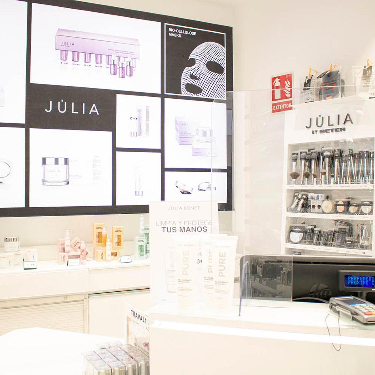 Julia Perfumería en Bilbao