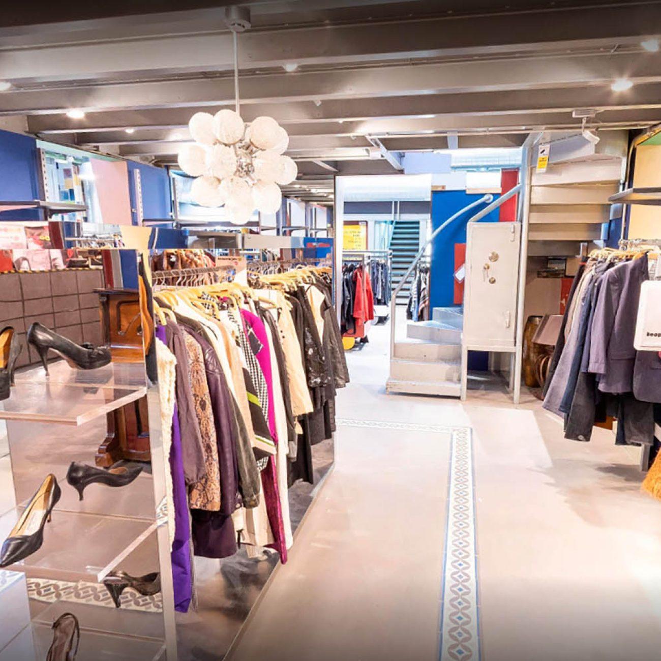 Koopera, ropa sostenible en Bilbao