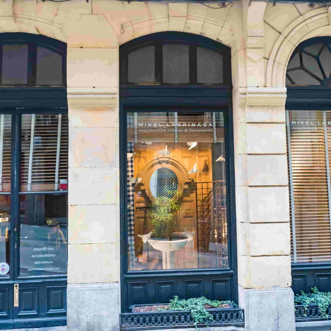 Decoración y Arquitectura interior Mikel Larrinaga