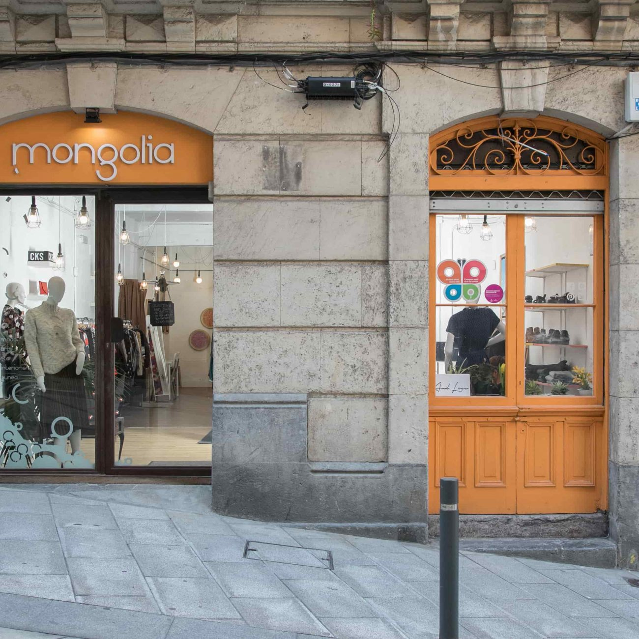 Mongolia, moda y arte en Bilbao