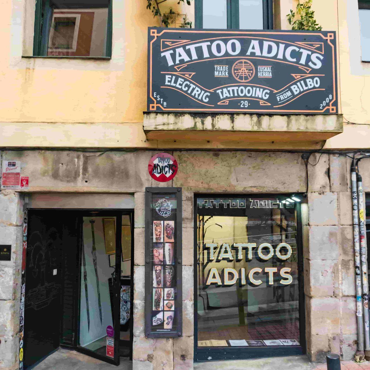 En Tatto Adicts se manejan diferentes disciplinas dentro del tatuaje