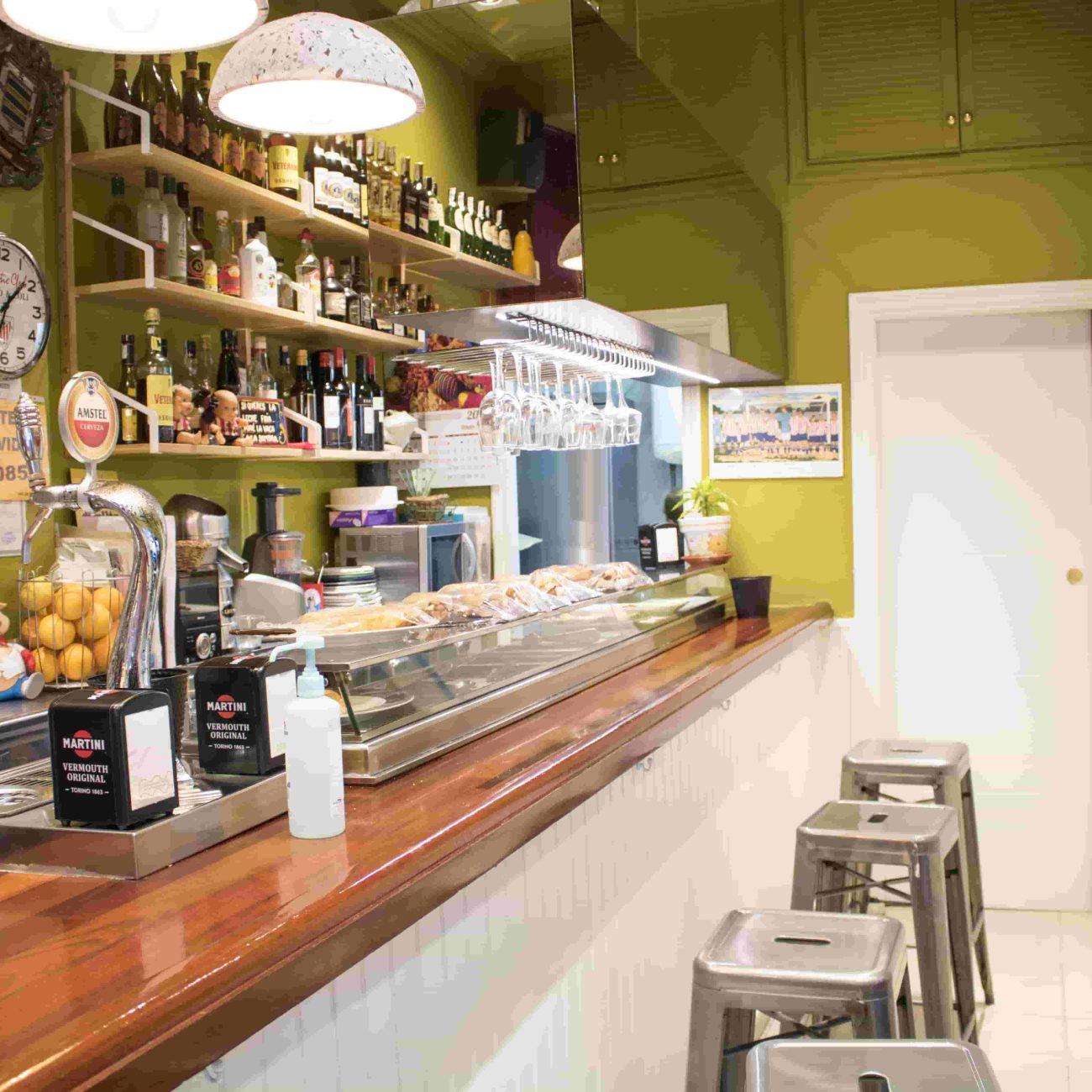 Una taberna de Bilbao de toda la vida