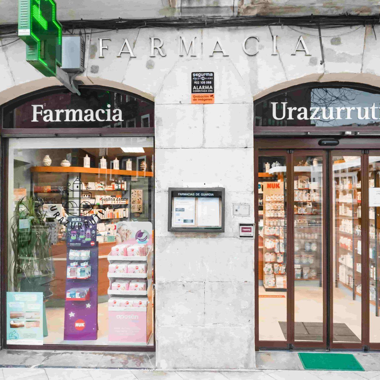 Farmacia en Bilbao La Vieja