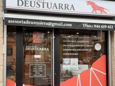 Asesoría ubicada en Deusto