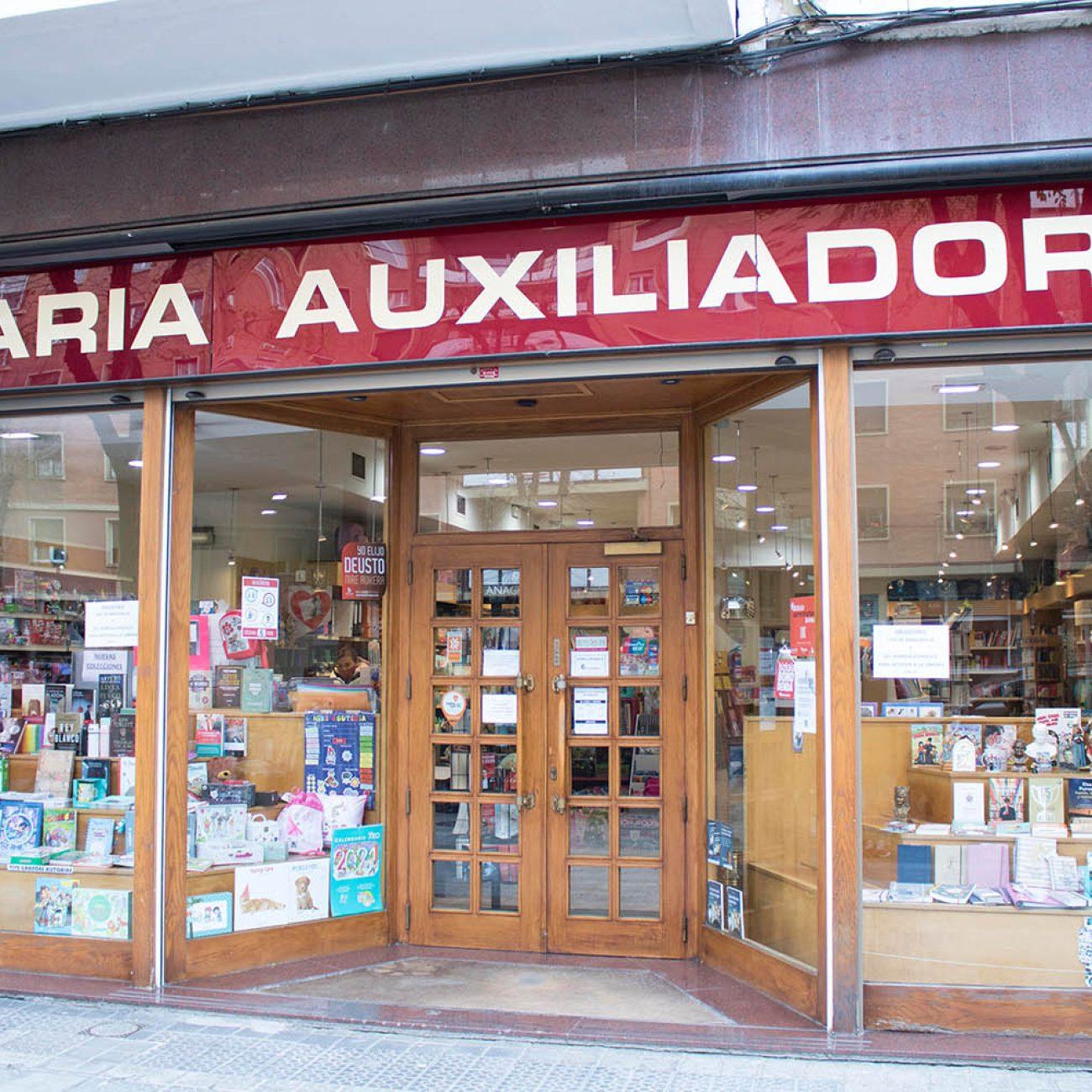 Librería María Auxiliadora en Deusto
