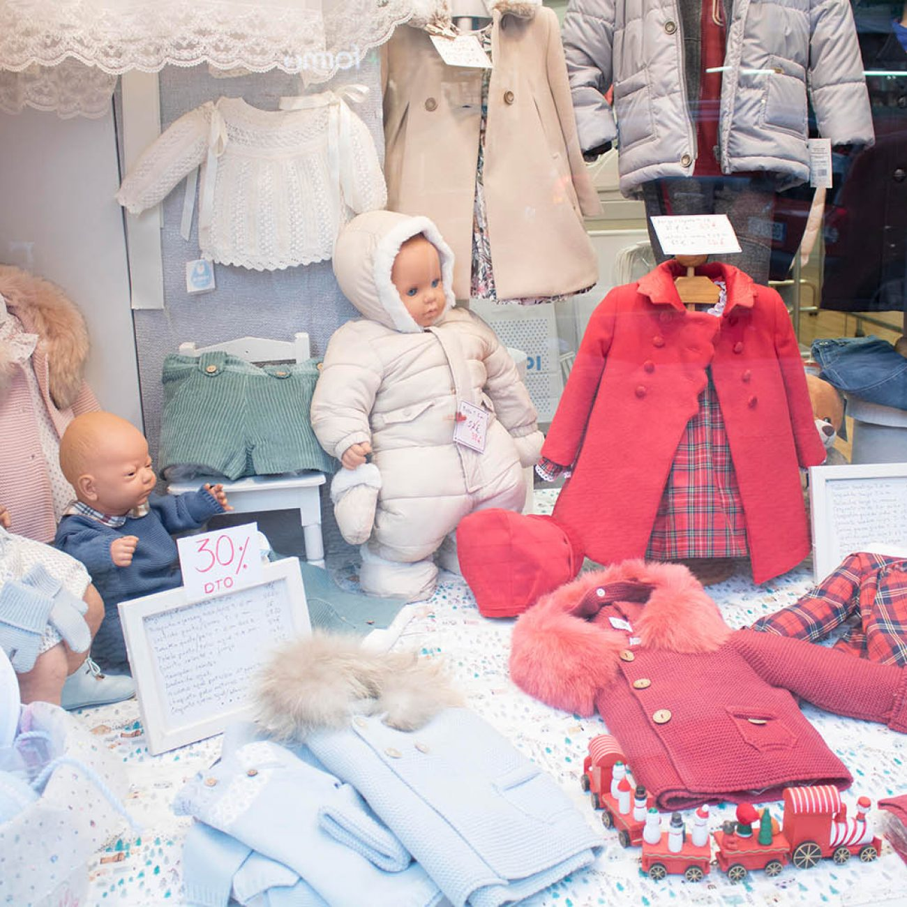 Poppi, ropa infantil en Deusto