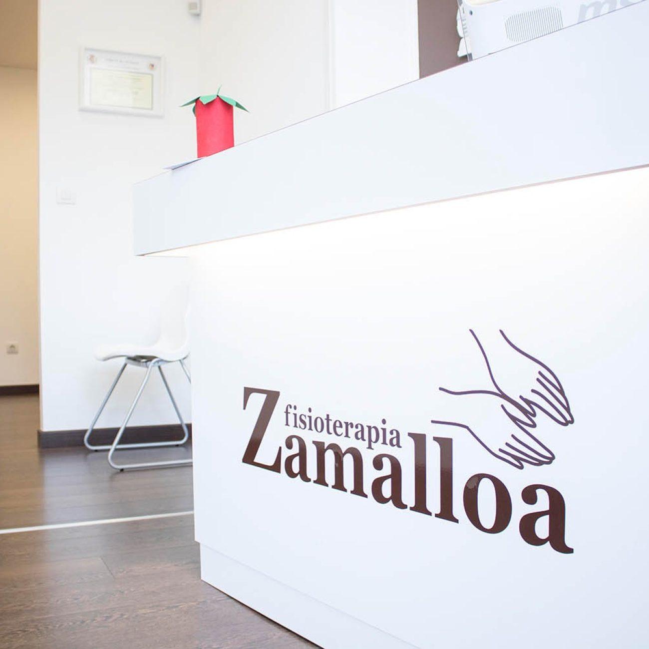 Zamalloa, fisioterapia ubicada en Bilbao
