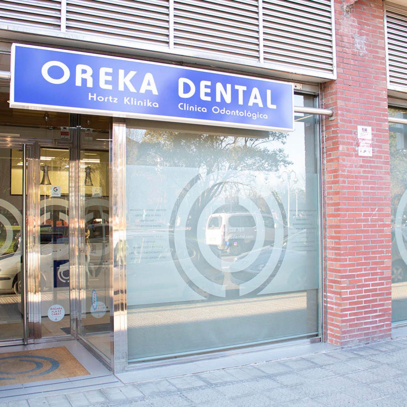 Oreka, clínica dental en Deusto