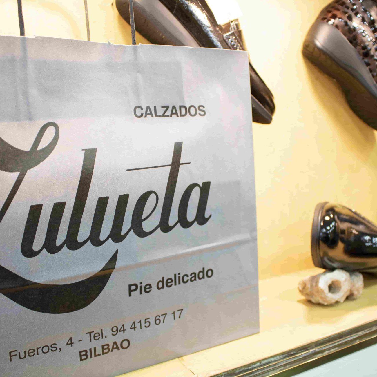 Una de las zapaterias más emblemática de Bilbao