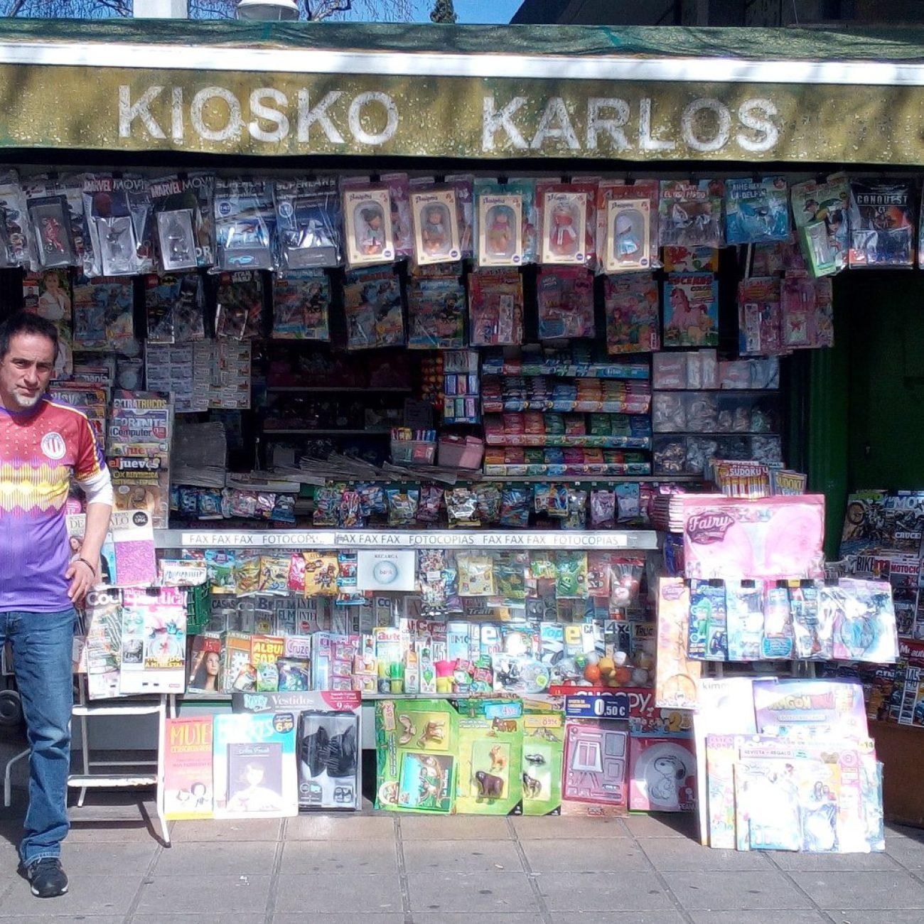 KIOSKO KARLOS