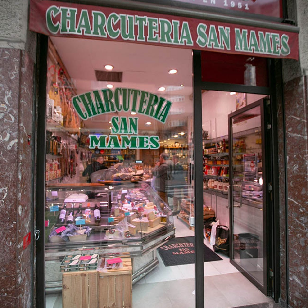 CHARCUTERIA SAN MAMES