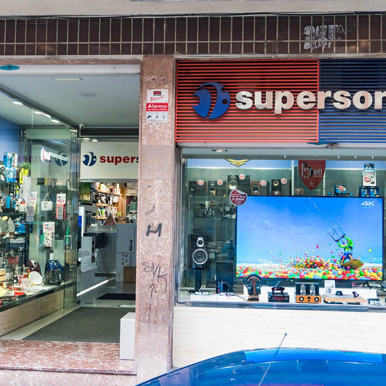 SUPERSONIDO