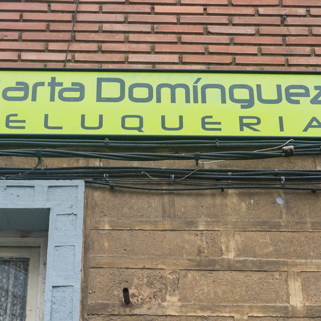MARTA DOMINGUEZ PELUQUERIA