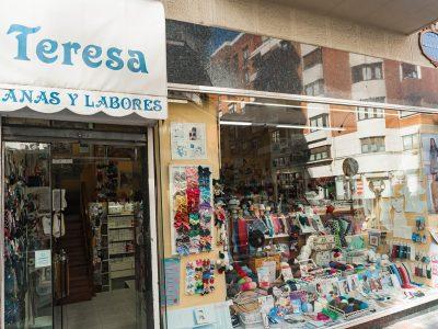 TERESA LANAS Y LABORES