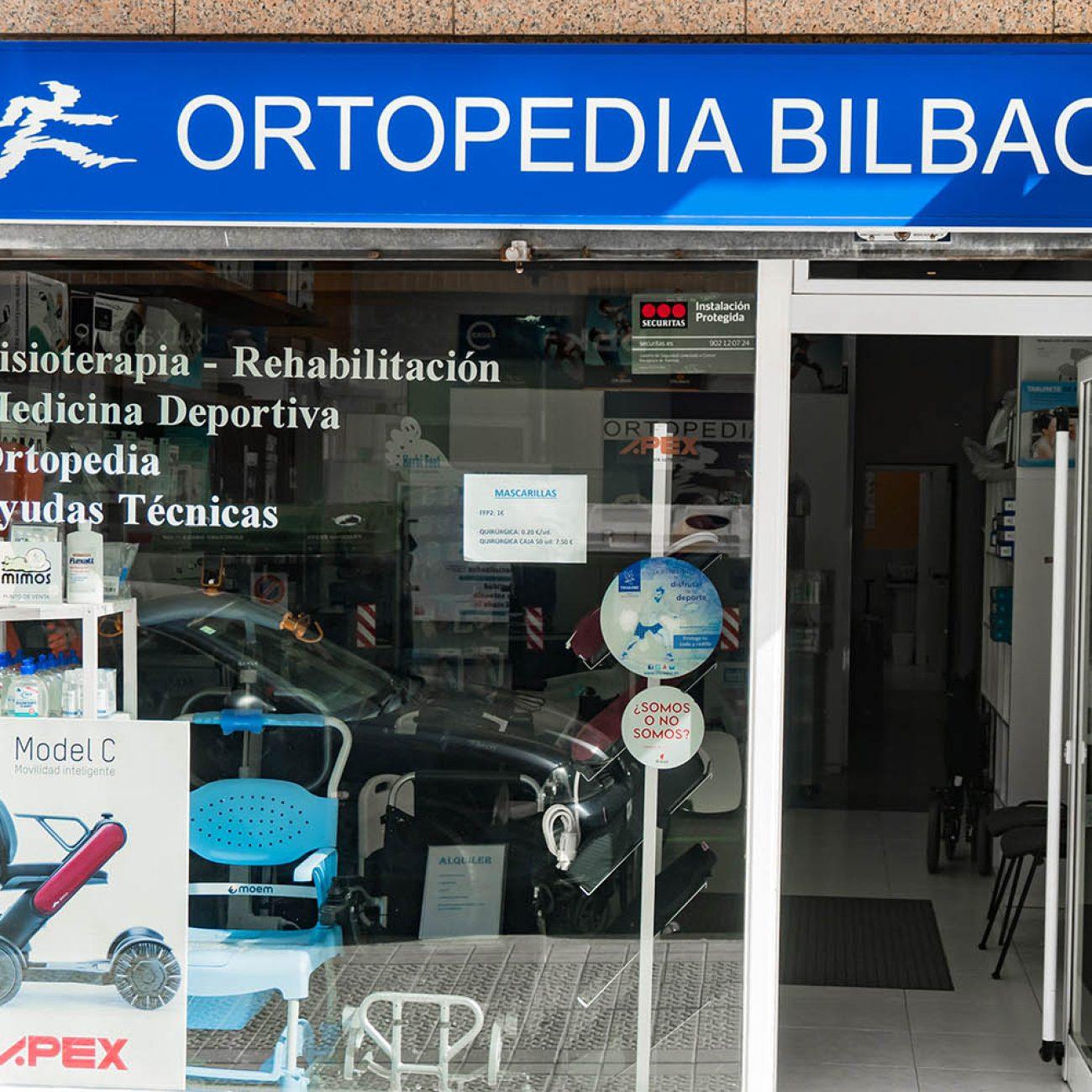 Ortopedia Bilbao