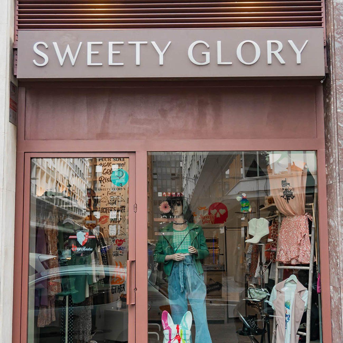 SWEETY GLORY