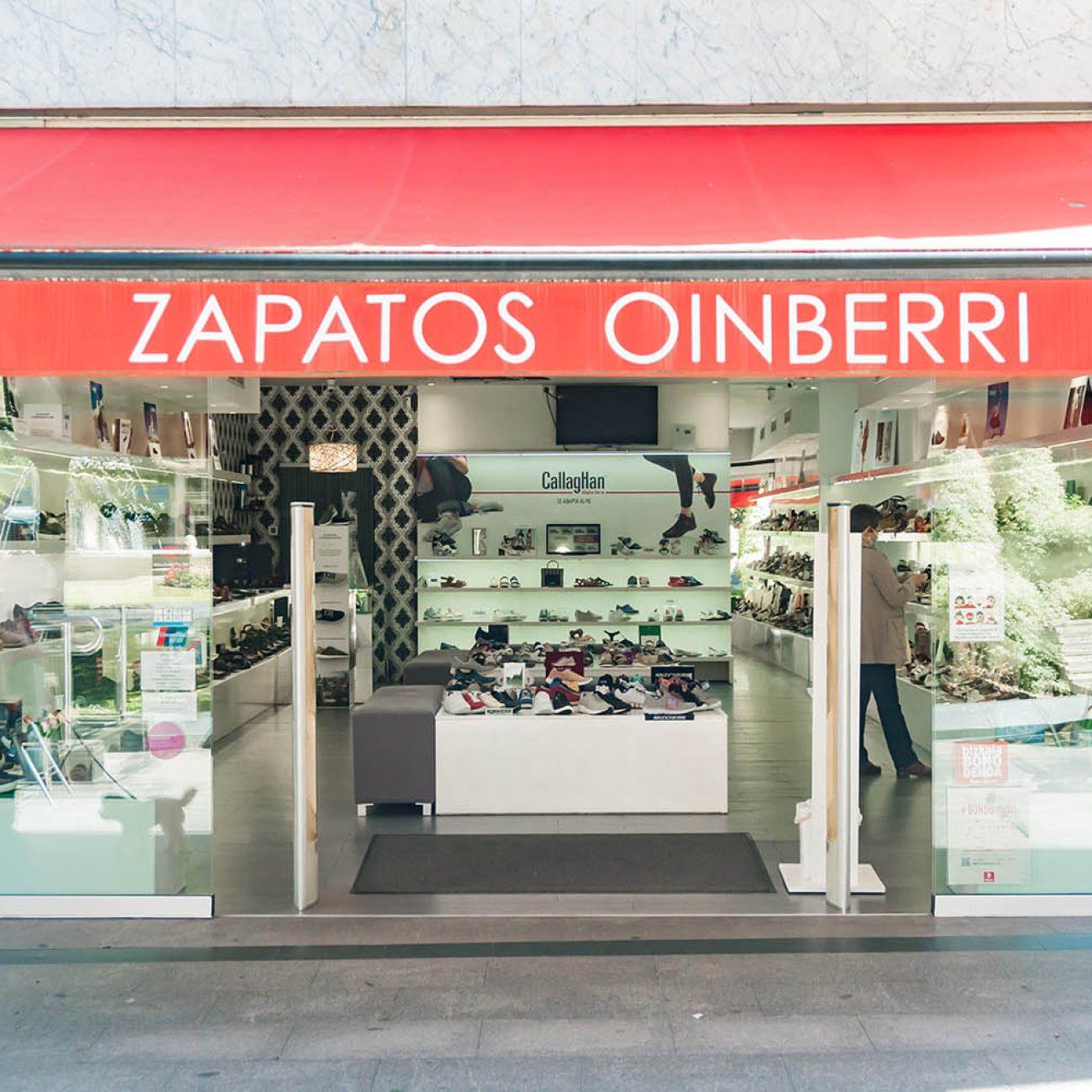 OINBERRI ZAPATOS EN BILBAO