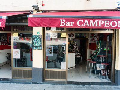 BAR CAMPEON EN BILBAO