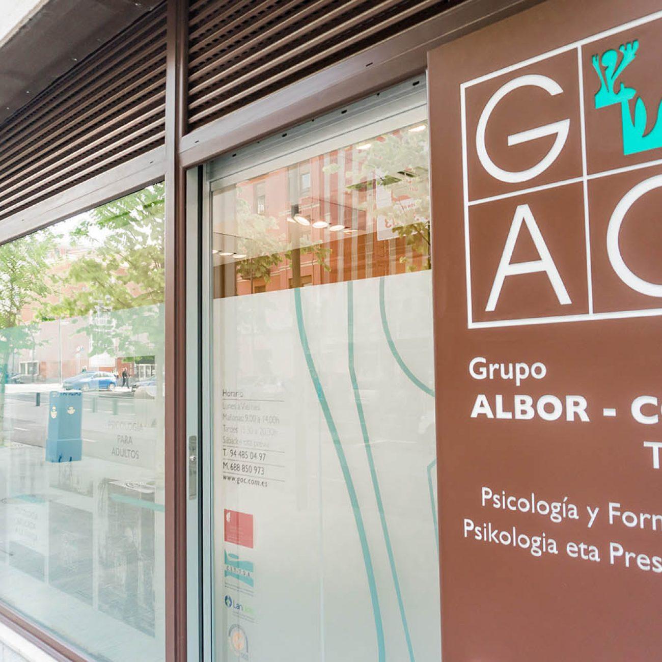 GRUPO ALBOR - COHS PSICOLOGIA EN BILBAO