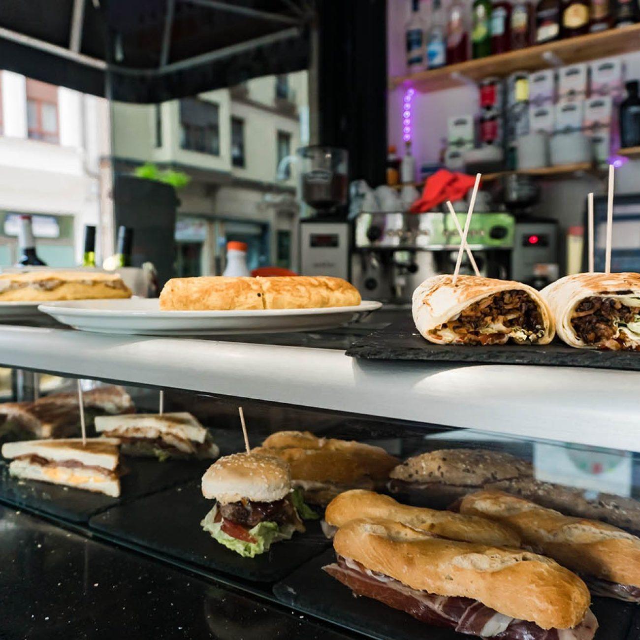 CAFE BAR ALAIA EN BILBAO