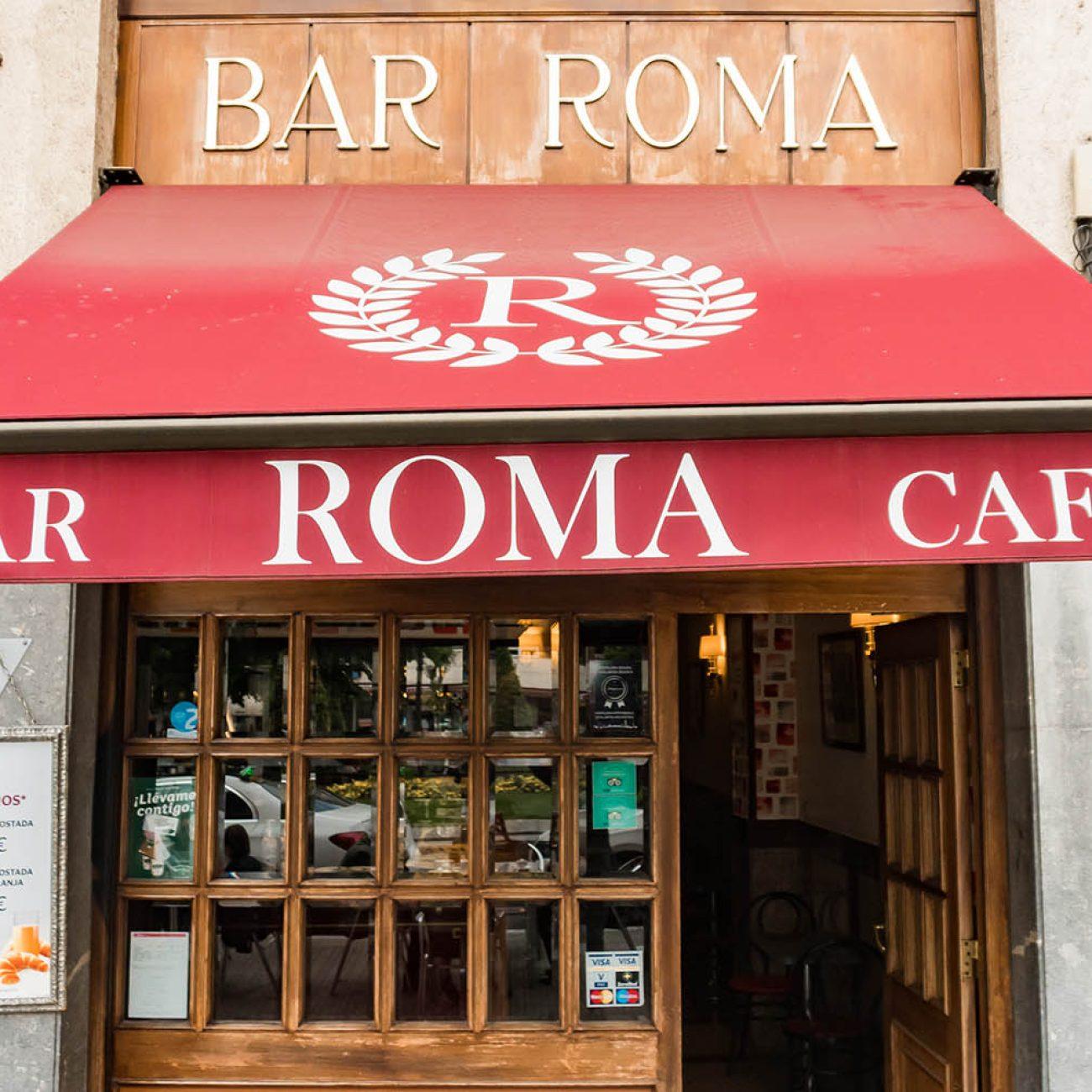 BAR ROMA EN BILBAO