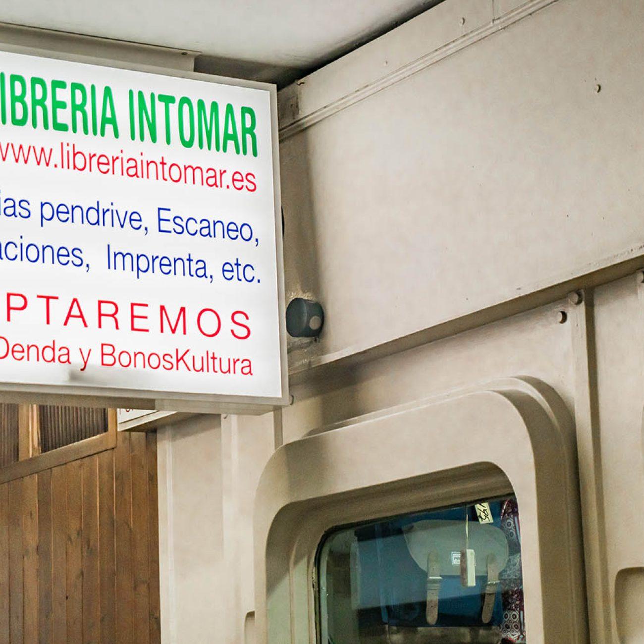 LIBRERIA INTOMAR EN BILBAO