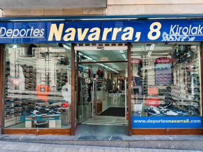 DEPORTES NAVARRA 8-10 EN BILBAO