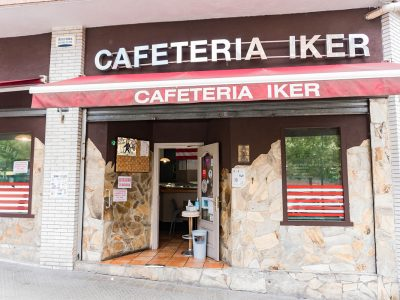CAFETERIA IKER