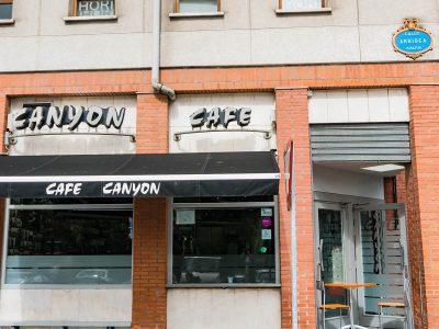 CAFE CANYON