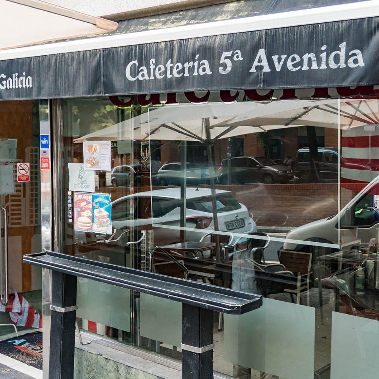 CAFETERIA 5ª AVENIDA