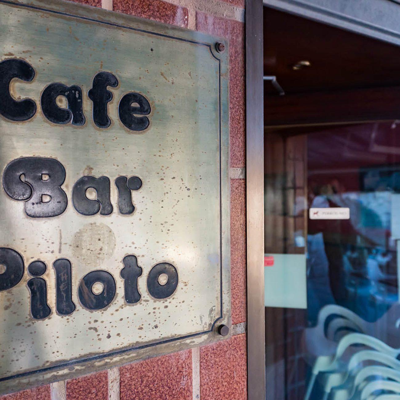 CAFE PILOTO