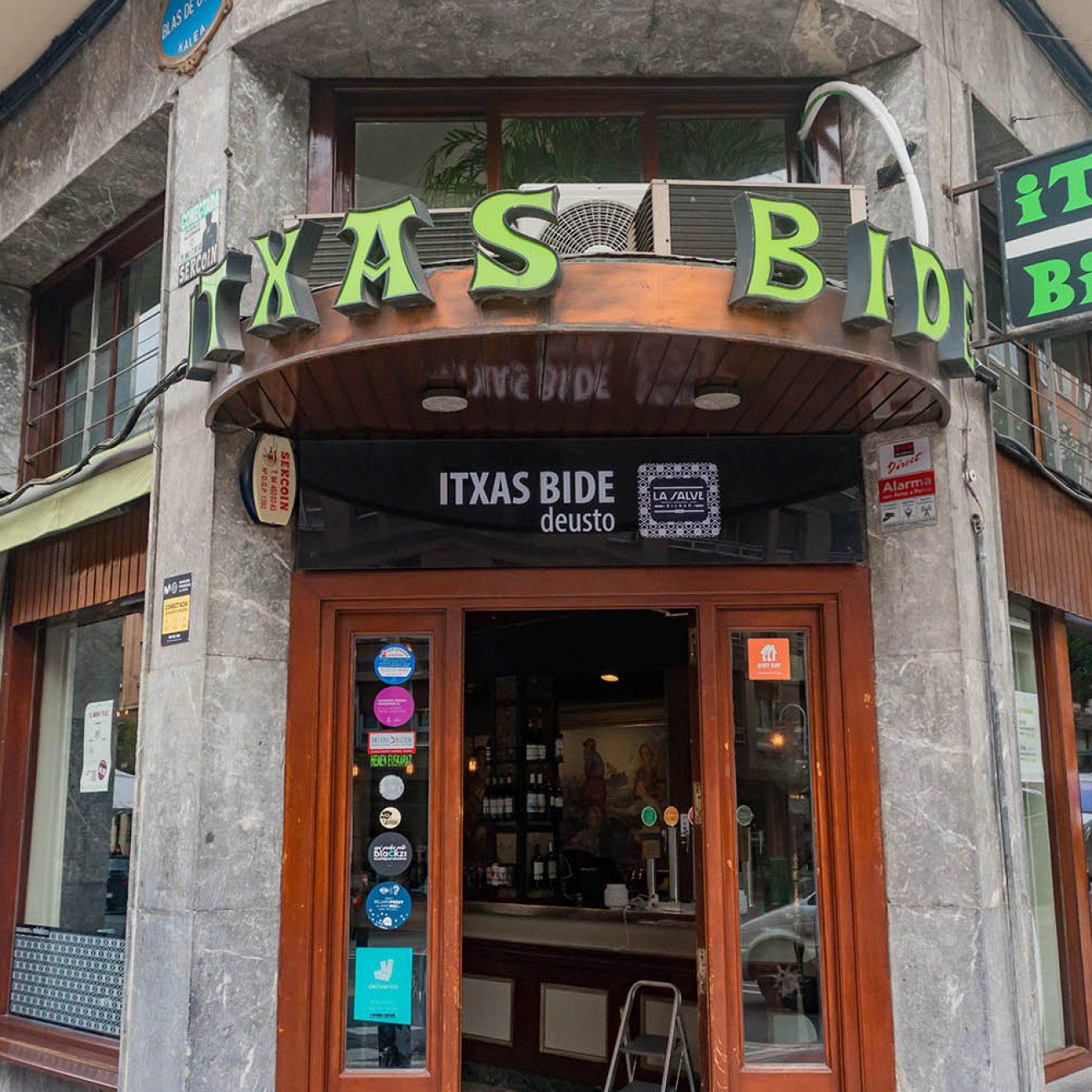ITXAS-BIDE EN DEUSTO