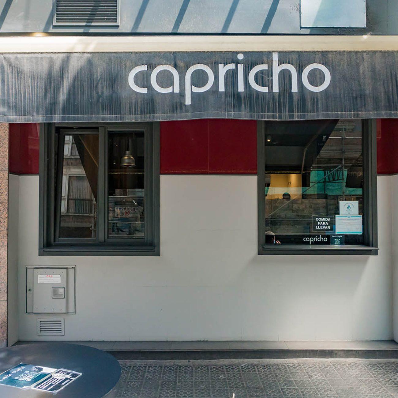 BAR CAPRICHO EN BILBAO