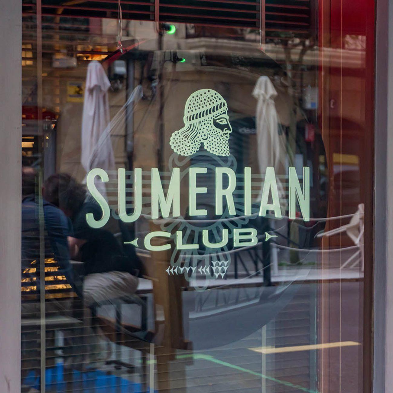 SUMERIAN CLUB EN BILBAO