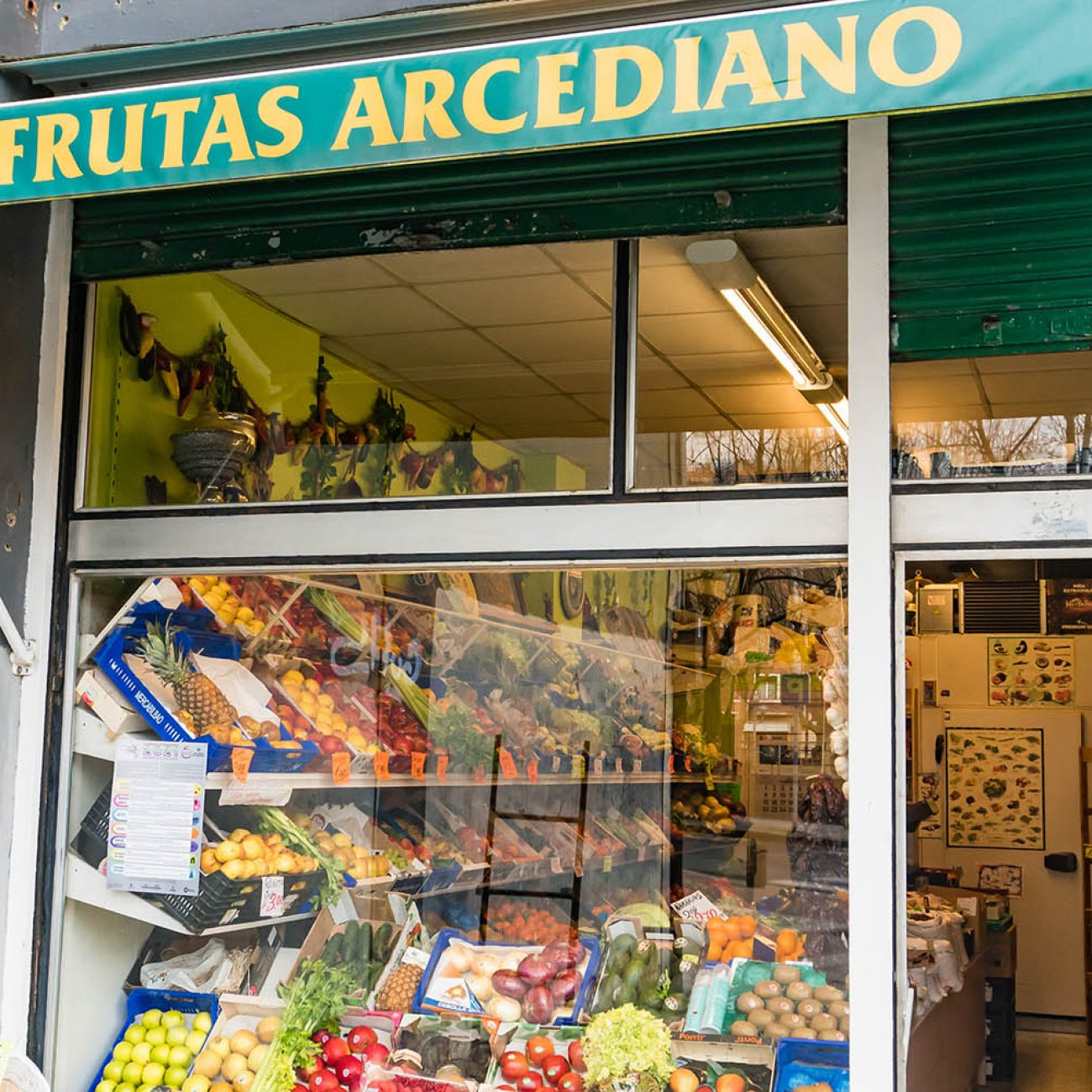 FRUTAS ARCEDIANO