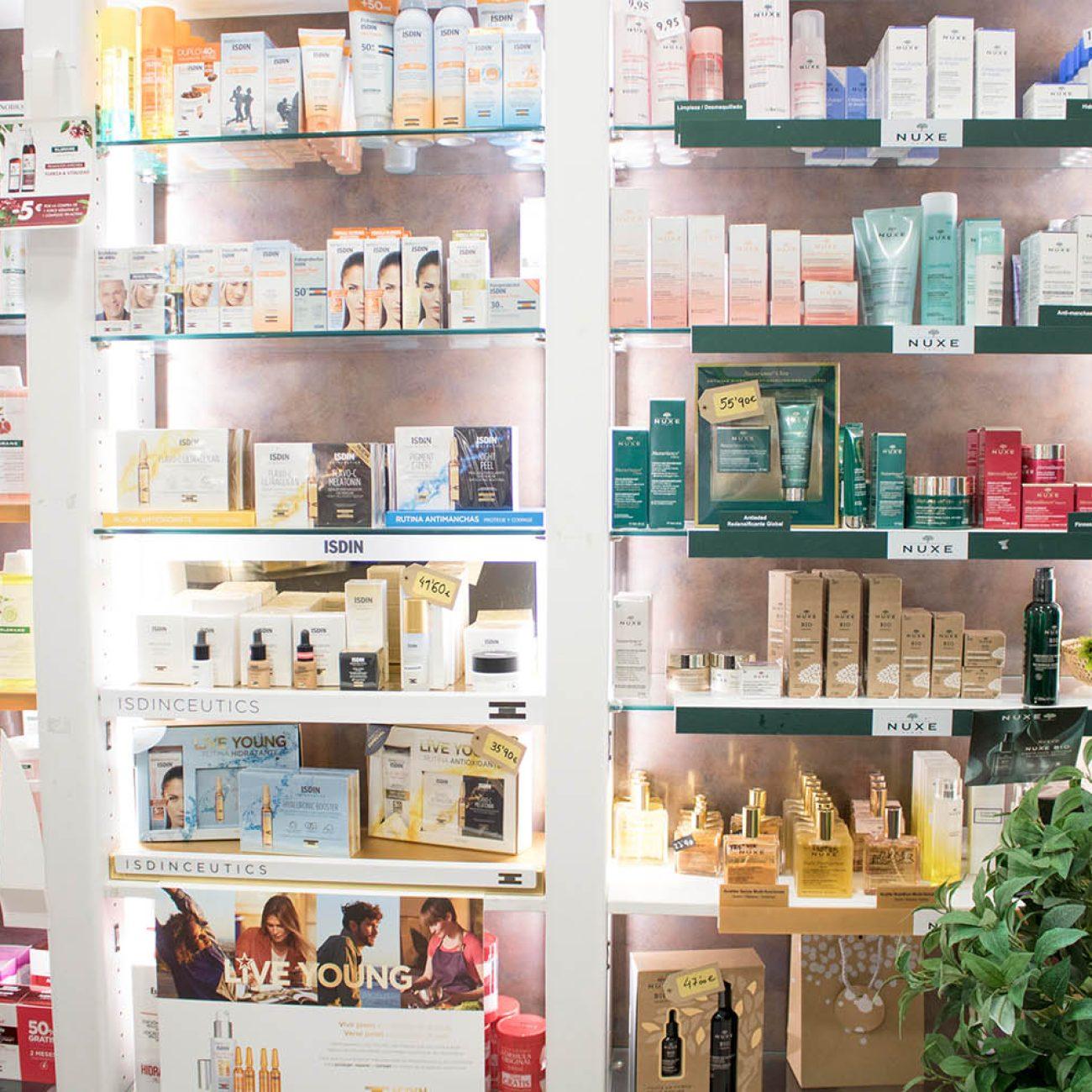 Farmacia María Feo Onzain