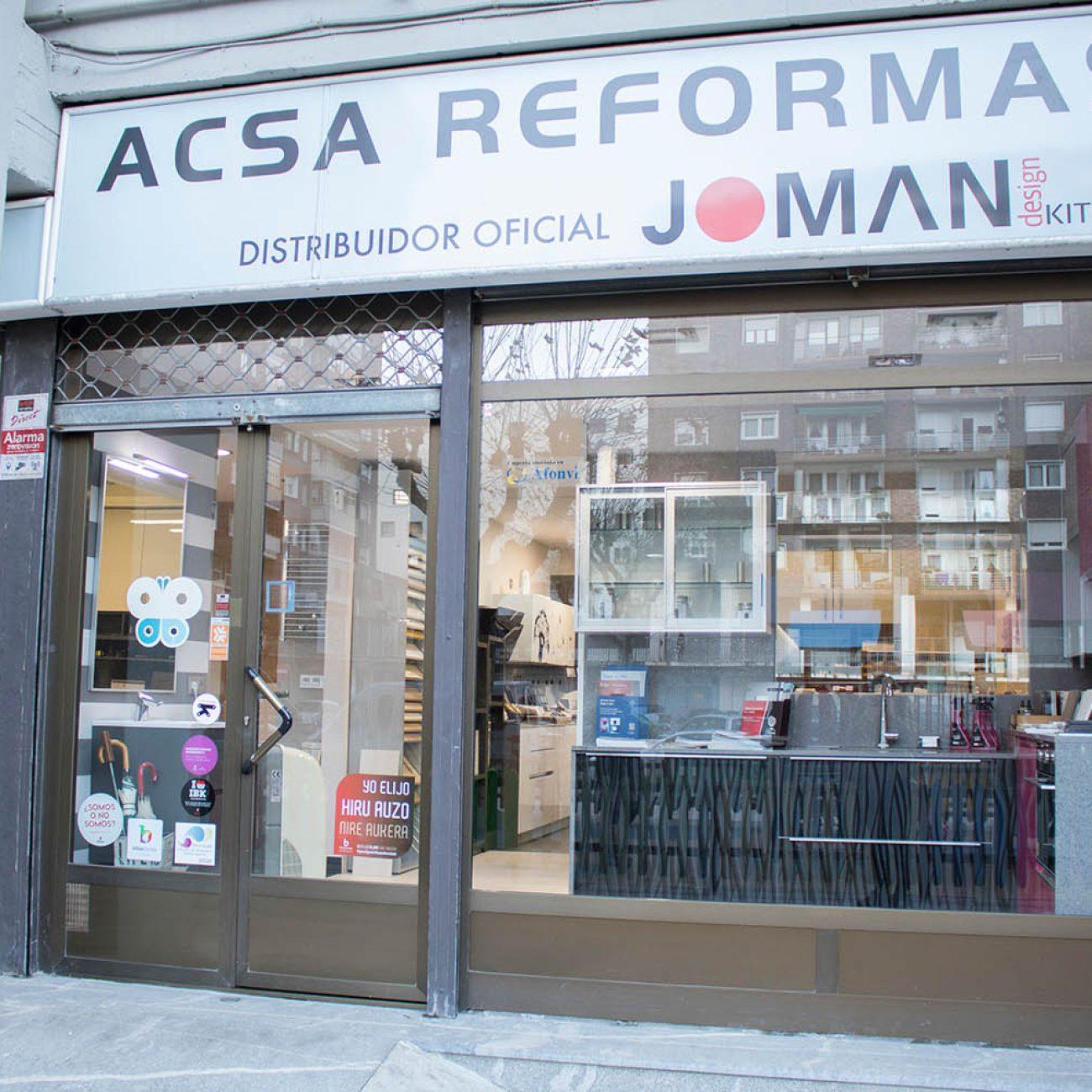 Acsa Schmauser Reformas, Cocinas Y Baños