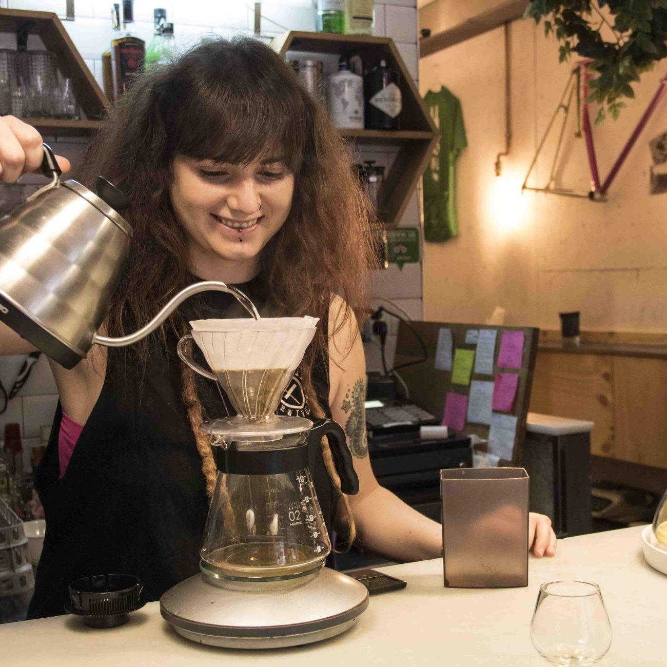 BIHOTZ CAFE BILBAO LA VIEJA