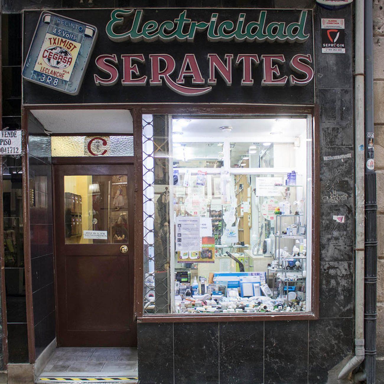 ELECTRODOMESTICOS SERANTES