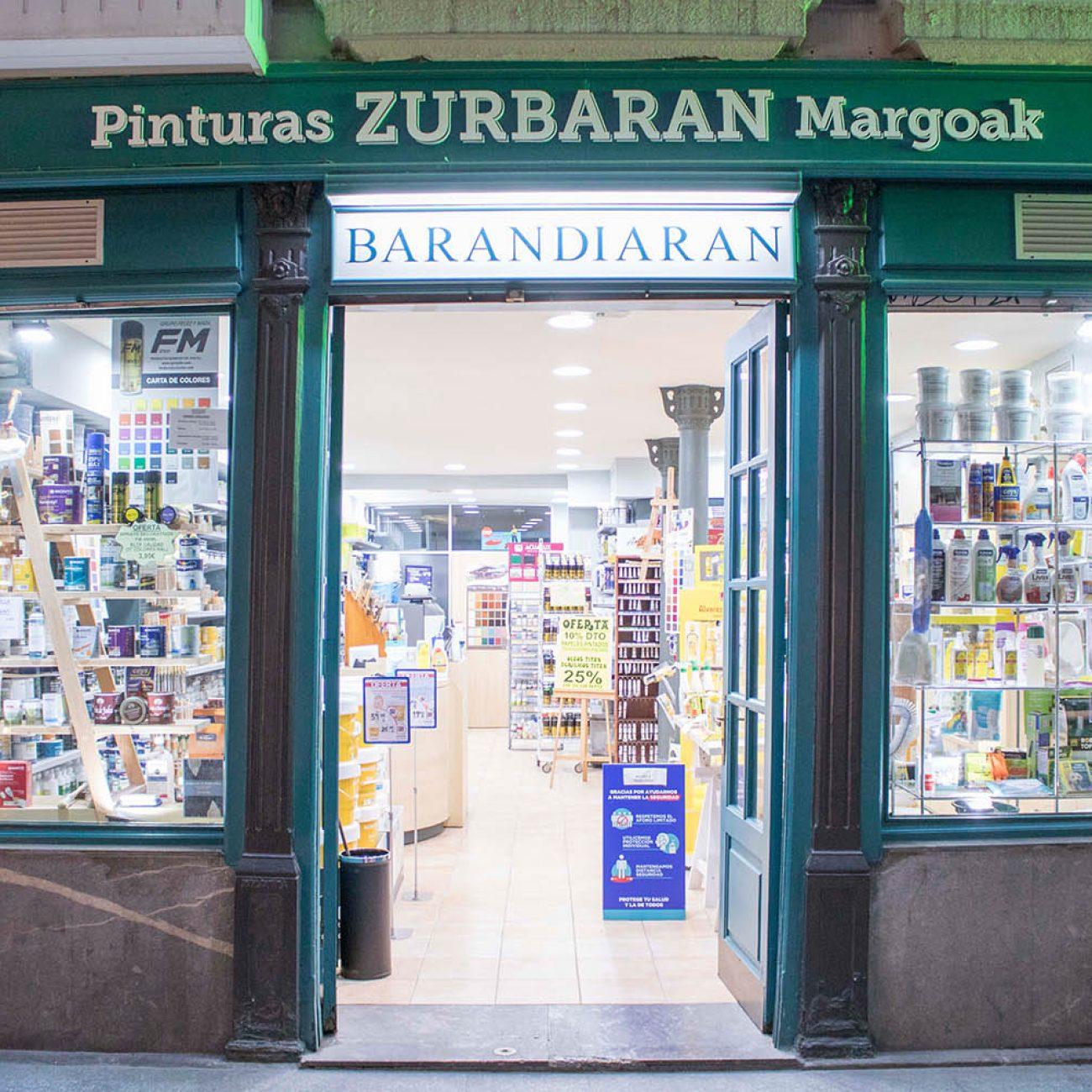 PINTURAS ZURBARAN