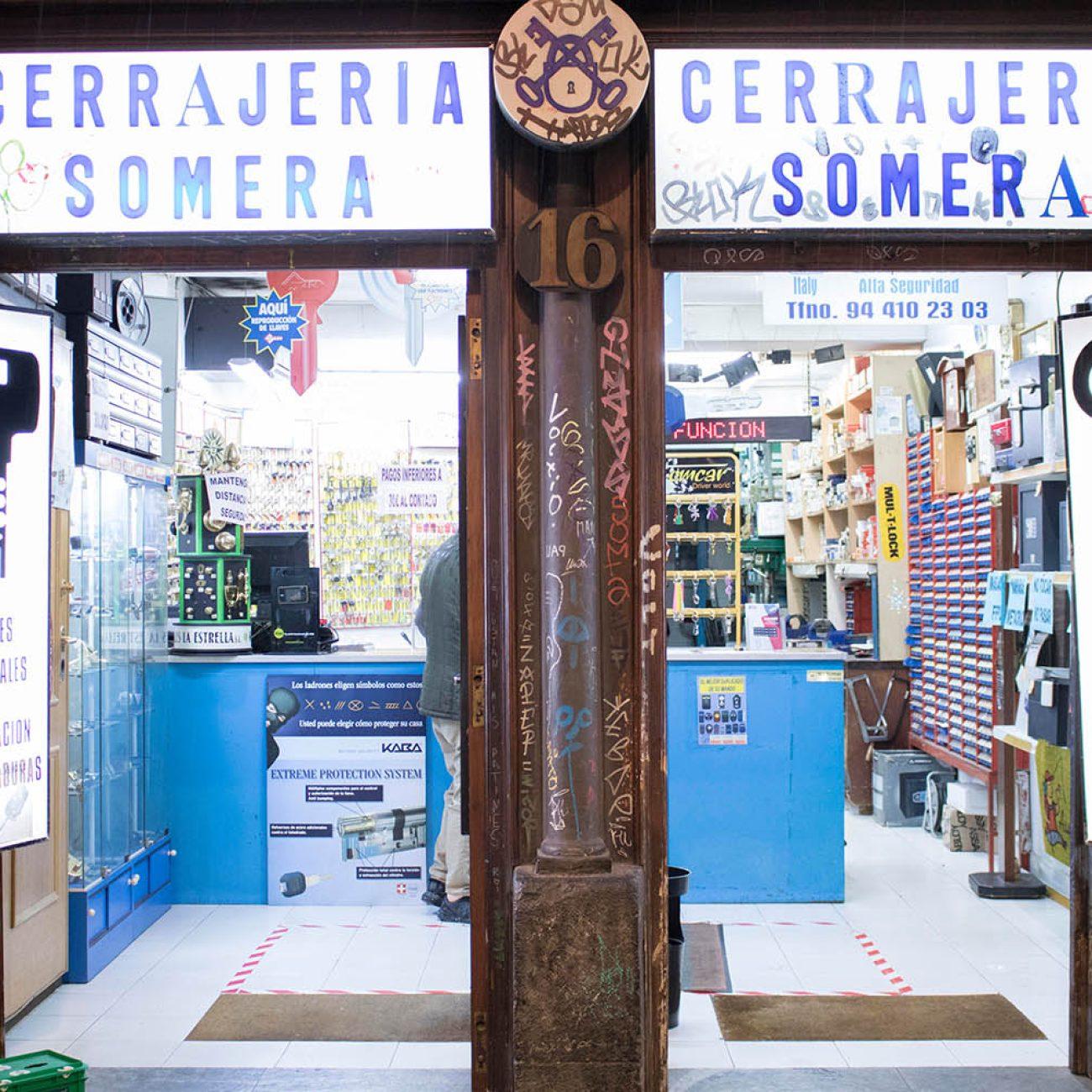 CERRAJERIA SOMERA
