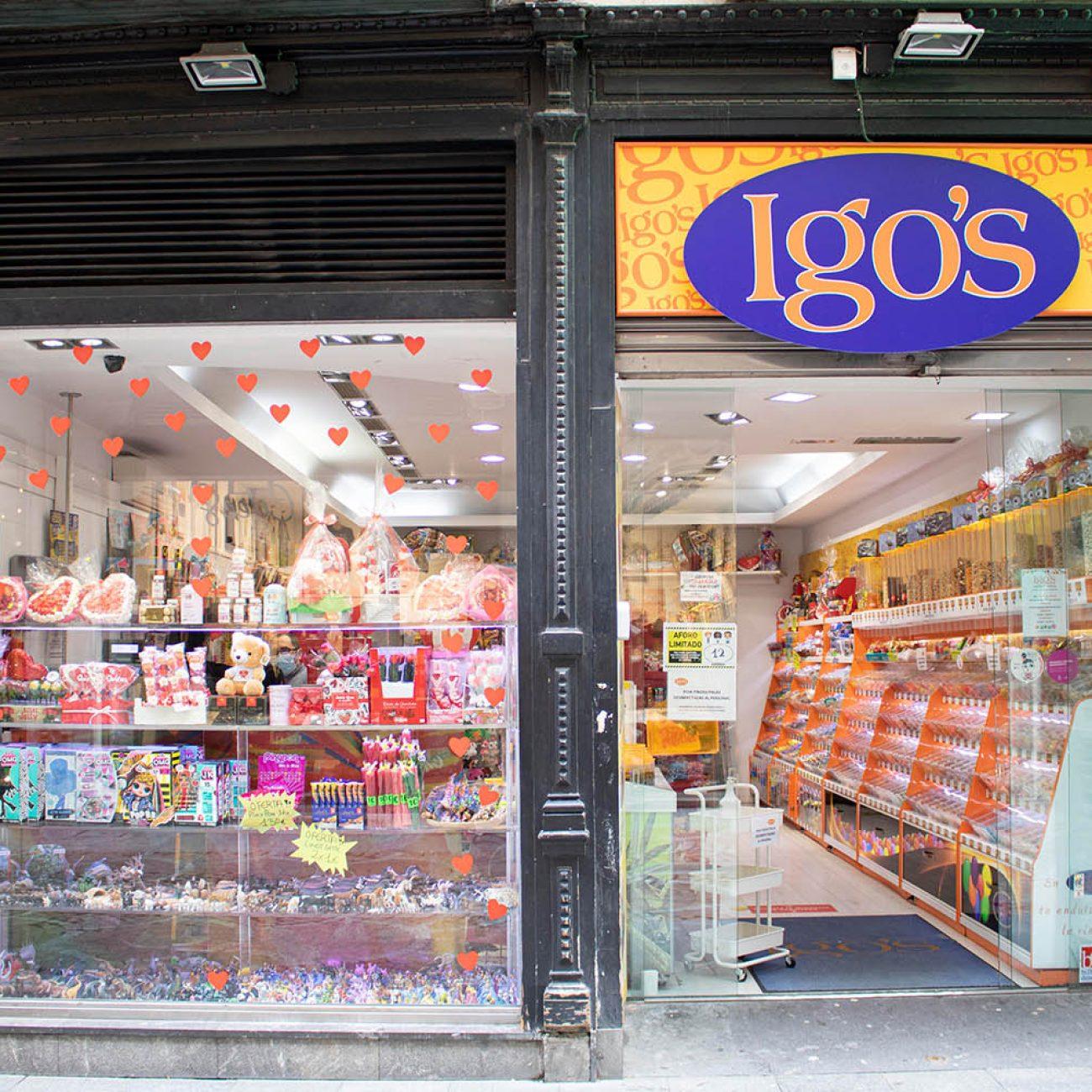 IGO'S