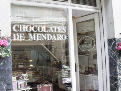 CHOCOLATES DE MENDARO