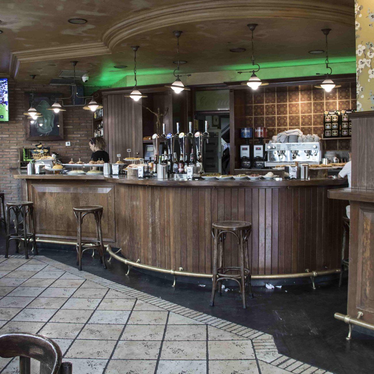 CAFE BAR ZIDOR BASURTO