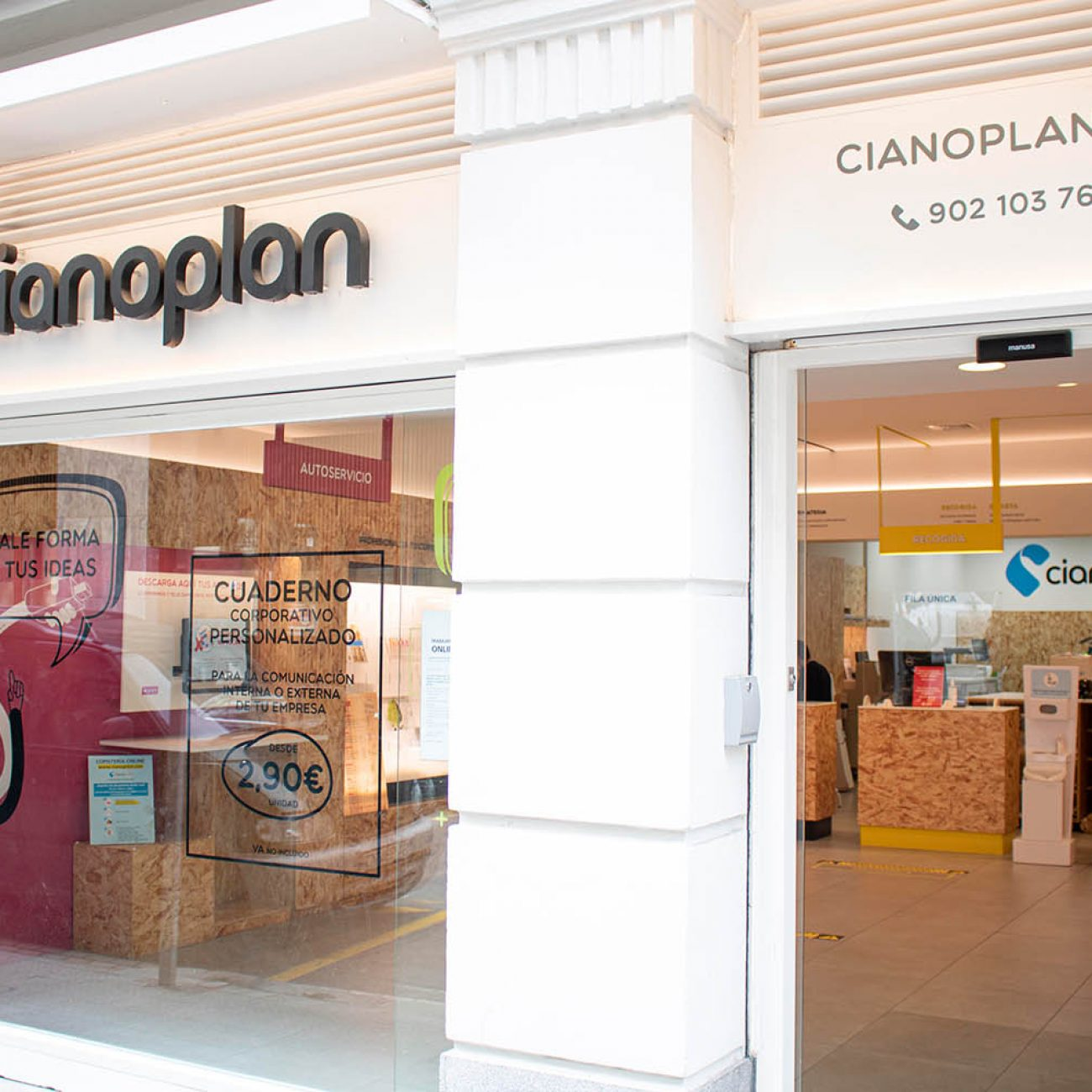CIANOPLAN
