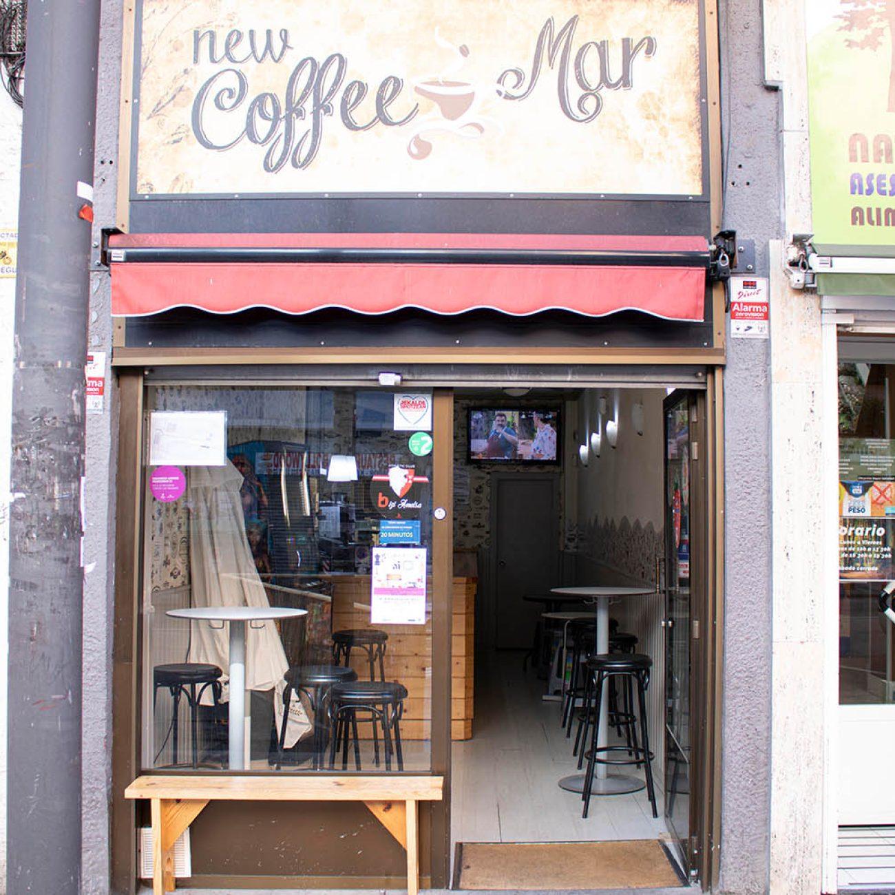NEW COFFEE MAR