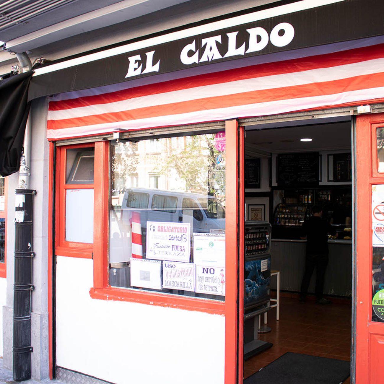 BAR EL CALDO