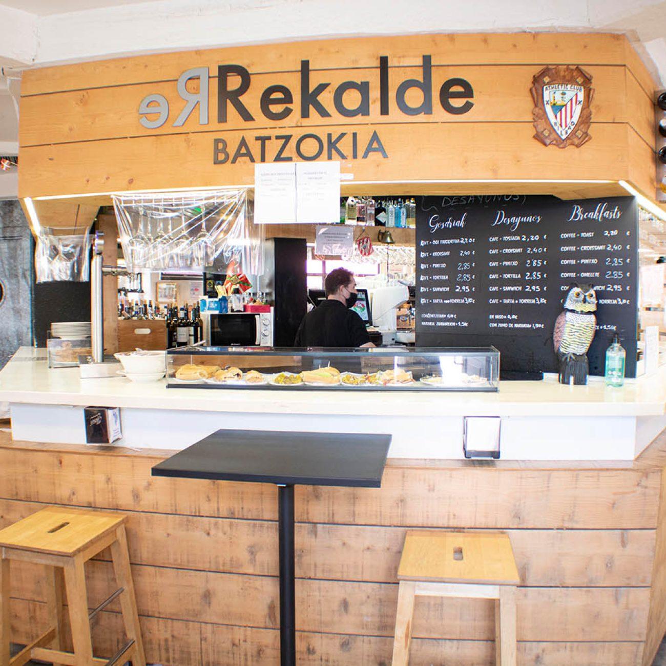 ERREKALDEKO BATZOKIA